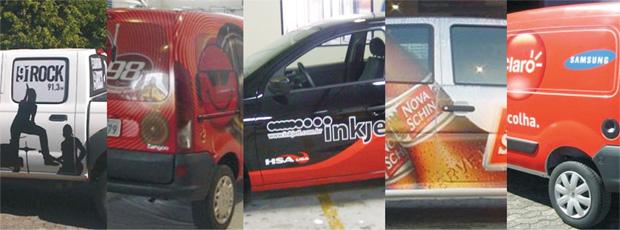 Personalização de Veículos